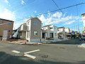 小田急線 相模大野駅 全7棟の開発分譲地 6m公道面の整形地 ユニバーサル1課