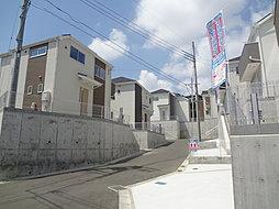 小田急線 町田駅 全16棟の開発分譲地 5m公道 都市ガス ユ...