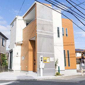 自然住宅、漆喰壁に無垢建材仕様。枚方市駅徒歩圏内(平坦地)にて新規分譲3区画