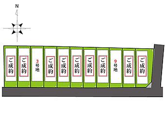 B-stage梅南 残り2区画となりました!
