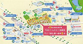 初石タウンマップ