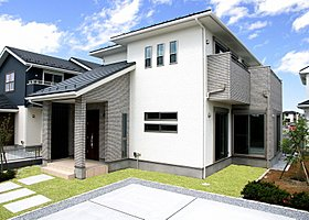 M号棟育児をしながらの家事もばっちり子育て安心設計の家