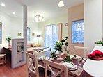 カフェスタイルの大人かわいいお家。様々なデザインも自由設計であなたの夢をカタチに。