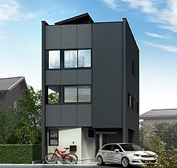 永住の地「東神奈川」 南東側7.1m公道面の明るい新邸