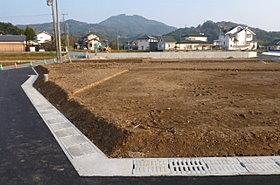 団地内道路も完備!閑静で広々とした新分譲地です。