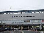 新幹線・新快速・快速停車駅のJR「西明石」駅まで徒歩約7分!仕事に、学校に、遊びにと様々な場面で活躍!