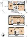 間取●広々LDKには床暖房を設置!便利なキッチン収納があるのでスッキリ整理できます!各居室2面採光&収納スペース完備!ウォークインクローゼットもあるので大切なお洋服も綺麗にたっぷり収納出来ます!