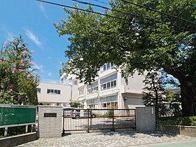 練馬区立石神井南学校・・・約129m(徒歩2分)