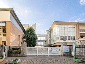 西東京市けやき小学校・・距離550m(徒歩7分)