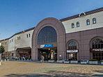 小田急線「狛江」駅・・距離約880m(徒歩11分)