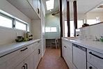 建物施工例 キッチン