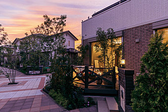 「SKY×FOREST 街の最南端・空と森向き」の新街区、誕生