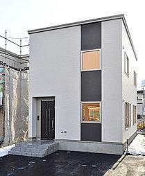 【三愛地所】新琴似8条9丁目 Cモデル建設中