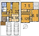 参考プラン 土地価格:1070万円 建物価格:1609万円