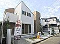 【建築条件付き売地】同じ家は、つくらない 三栄建築設計の注文住宅 練馬区関町北5丁目