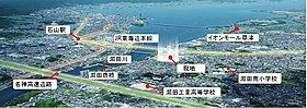 JR【石山】駅まで徒歩14分!