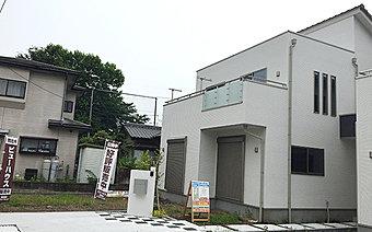 現地写真:外観(2号棟)