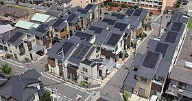 太陽光パネル設置写真(施工例)