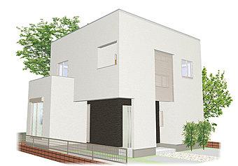 ●【施工例】モデルハウス完成間近!!