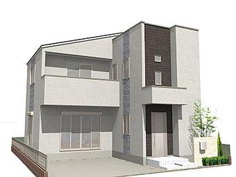 【施工例】お客様のお好みのお家が一から建てる事が可能です!