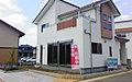 【佐野市富岡町15-P1】 南向きのバルコニーは洗濯干しに重宝します。