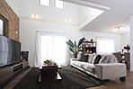 ※掲載の写真は、モデルハウス(8号棟・成約済)を平成29年1月に撮影したものです。なお、家具・備品・調度品等は販売価格に含まれません。