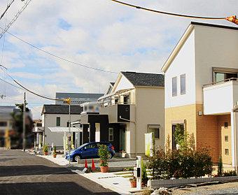 新モデルハウス誕生!。明るい太陽と心地よい緑が迎えてくれる「庭園庭宅」モデルハウス誕生!