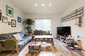 ◆当社施工例◆ -N様邸 ~カリフォルニアの風を感じる家~