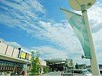 牧の原モアまで730m 牧の原モアまで730m スーパーはもちろんリラクゼーションスパも入っている大型ショッピングモール