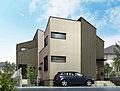 山手駅徒歩7分【2階建新築戸建全2棟】木目の風合いを活かしたデザイナーズ住宅