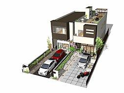 八尾市北本町 建築条件付き売土地