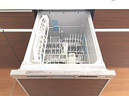 奥様の強い味方!食洗機は家事の時短になりますね!