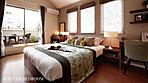 ■マスターベッドルーム