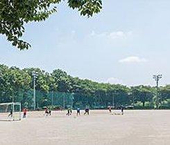 三芳町運動公園グラウンド