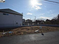 2号地 現地写真 東久留米市新川町2丁目