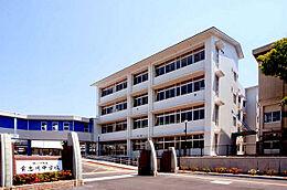 貴志川中学校
