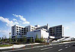 総合病院和歌山ろうさい病院まで558m