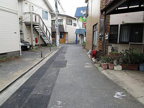 アパート-墨田区八広5丁目 北側私道約3.8m間口約22.4m