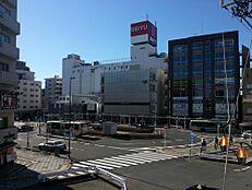 西武新宿線「久米川」駅2052m 西武新宿駅まで急行で30分