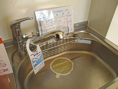 アパート-防府市岩畠2丁目 シャワー付き水栓