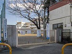 東久留米市立神宝小学校 距離110m