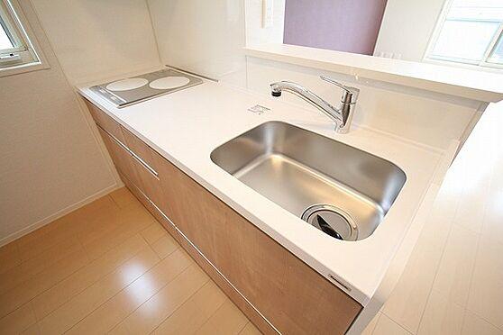 アパート-黒川郡大和町吉岡字西柿木 キッチン