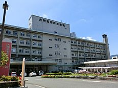 高田市立病院現地より830m