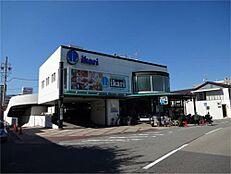 いかりスーパーマーケット門戸店(1045m)