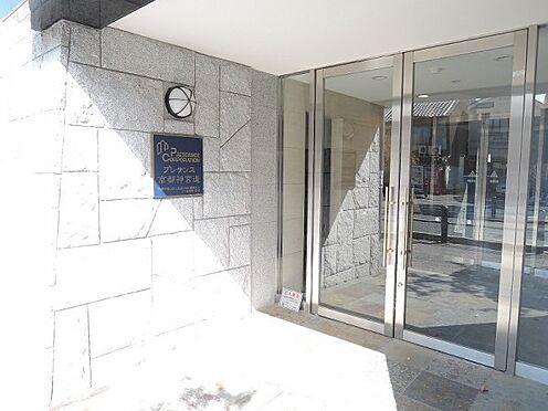 マンション(建物一部)-京都市東山区西町 エントランス
