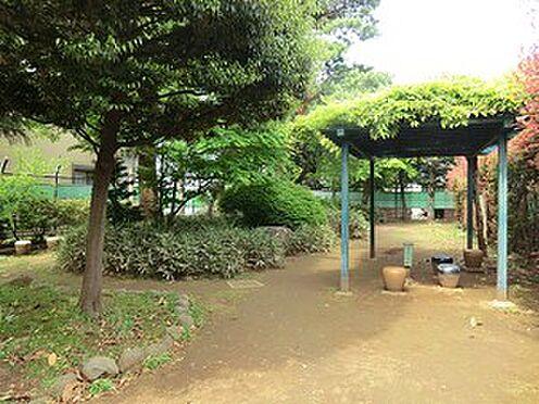 アパート-中野区江古田2丁目 沼四緑の公園