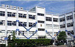品川区立浜川中学校
