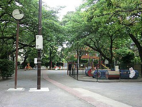 マンション(建物全部)-港区白金台4丁目 周辺環境:白金児童遊園