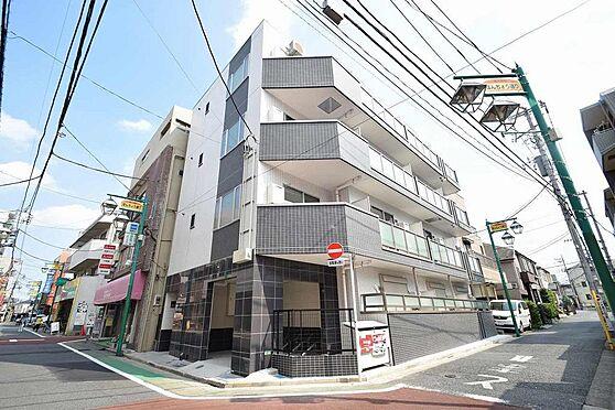 マンション(建物全部)-練馬区富士見台2丁目 外観美築でスタイリッシュなRC造マンション。