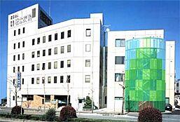 総合病院橋本病院まで629m